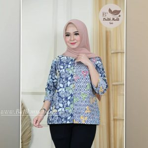 NAVIE BLOUSE DAUN 1